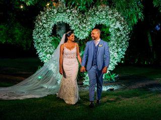 O casamento de Tauane e Sinésio