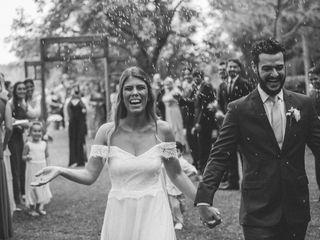 O casamento de Eliza e Tiago