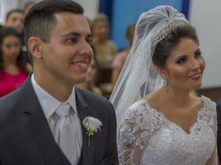 O casamento de Tayane e Ruan