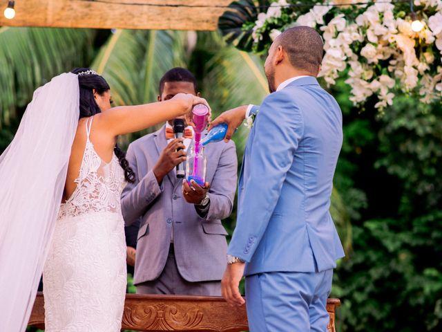 O casamento de Sinésio e Tauane em Salvador, Bahia 28