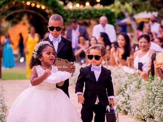 O casamento de Sinésio e Tauane em Salvador, Bahia 30