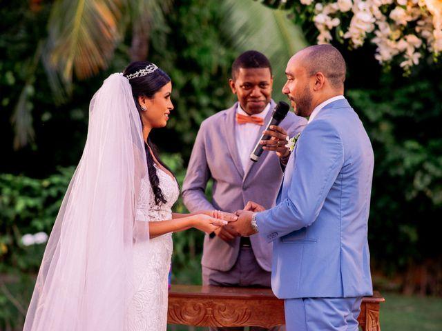 O casamento de Sinésio e Tauane em Salvador, Bahia 35