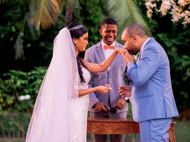 O casamento de Sinésio e Tauane em Salvador, Bahia 36