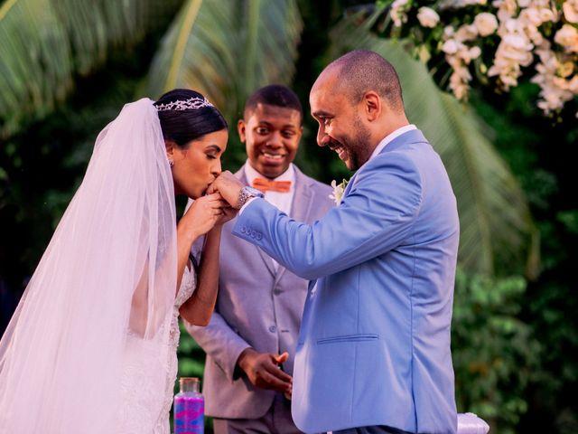O casamento de Sinésio e Tauane em Salvador, Bahia 40