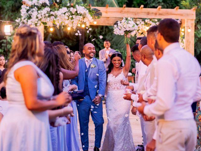 O casamento de Sinésio e Tauane em Salvador, Bahia 44