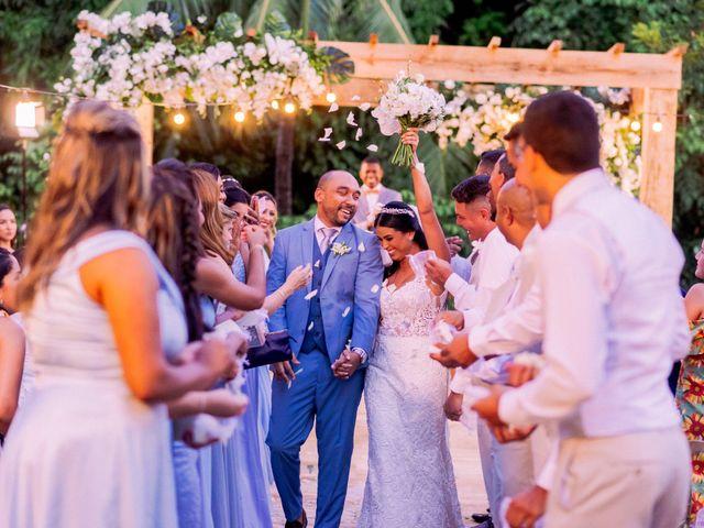 O casamento de Sinésio e Tauane em Salvador, Bahia 45