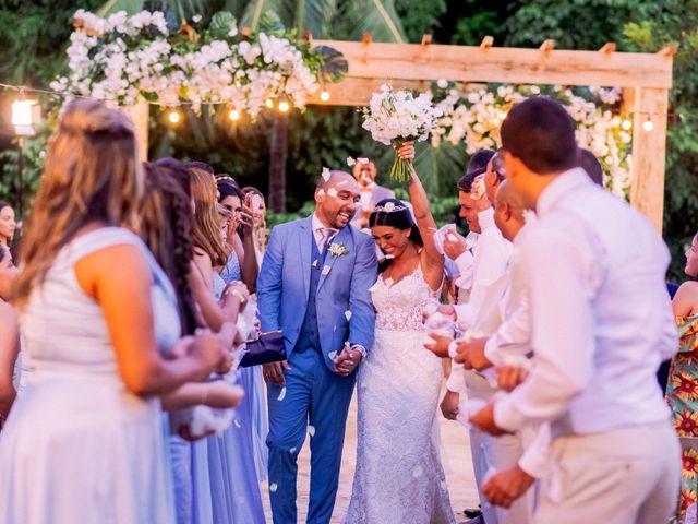 O casamento de Sinésio e Tauane em Salvador, Bahia 46