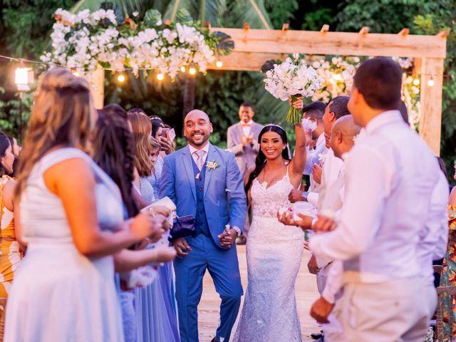 O casamento de Sinésio e Tauane em Salvador, Bahia 47