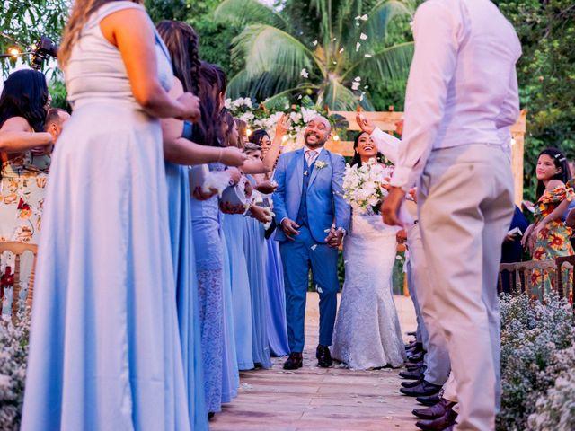 O casamento de Sinésio e Tauane em Salvador, Bahia 48