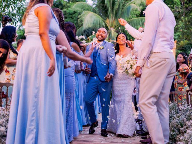 O casamento de Sinésio e Tauane em Salvador, Bahia 49