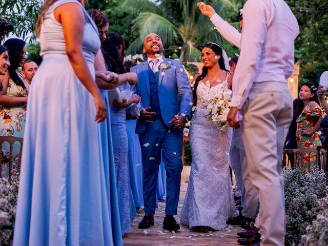 O casamento de Sinésio e Tauane em Salvador, Bahia 50