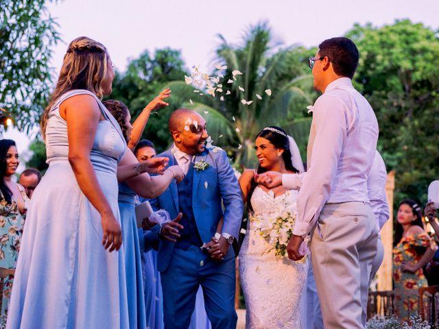 O casamento de Sinésio e Tauane em Salvador, Bahia 51