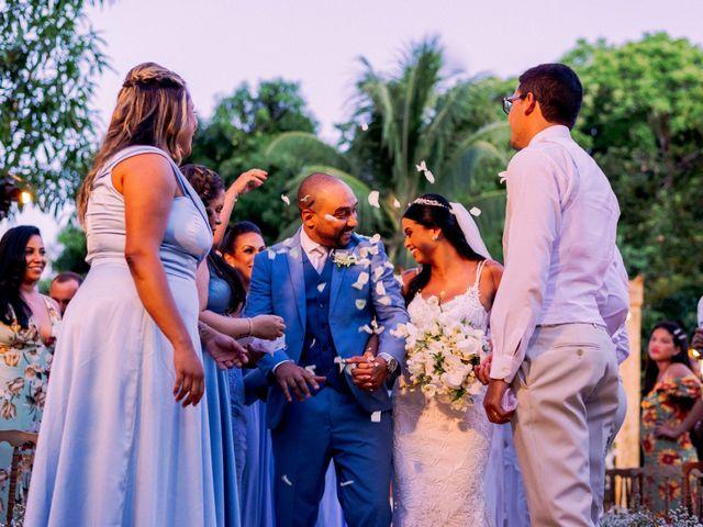 O casamento de Sinésio e Tauane em Salvador, Bahia 52