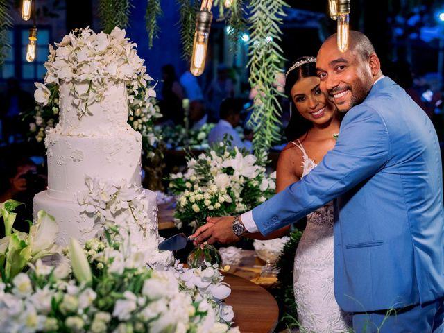 O casamento de Sinésio e Tauane em Salvador, Bahia 55
