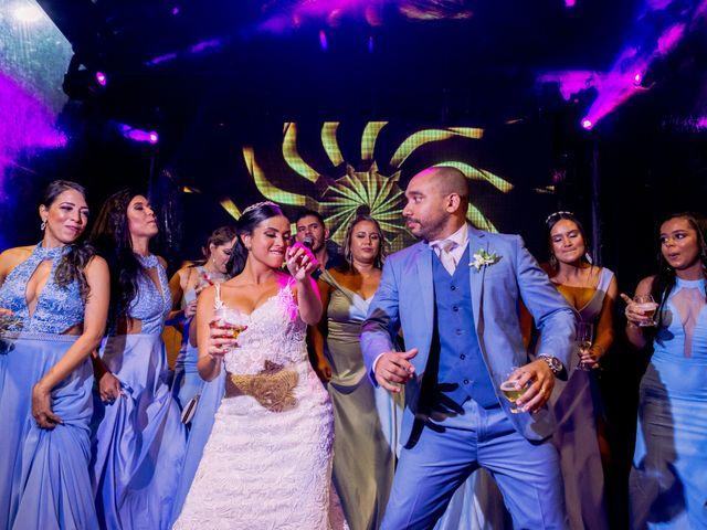O casamento de Sinésio e Tauane em Salvador, Bahia 68