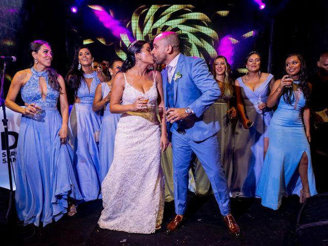 O casamento de Sinésio e Tauane em Salvador, Bahia 69