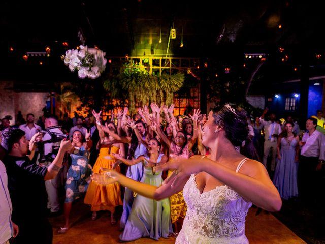 O casamento de Sinésio e Tauane em Salvador, Bahia 80