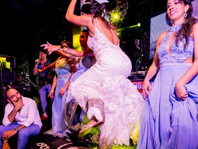 O casamento de Sinésio e Tauane em Salvador, Bahia 90