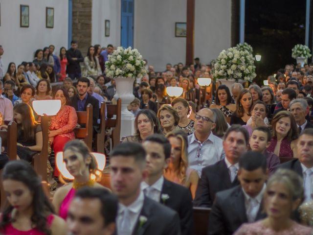 O casamento de Ruan e Tayane em Pirenópolis, Goiás 25