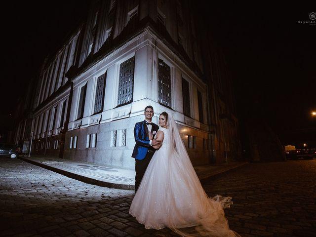 O casamento de Halynne e Flavio