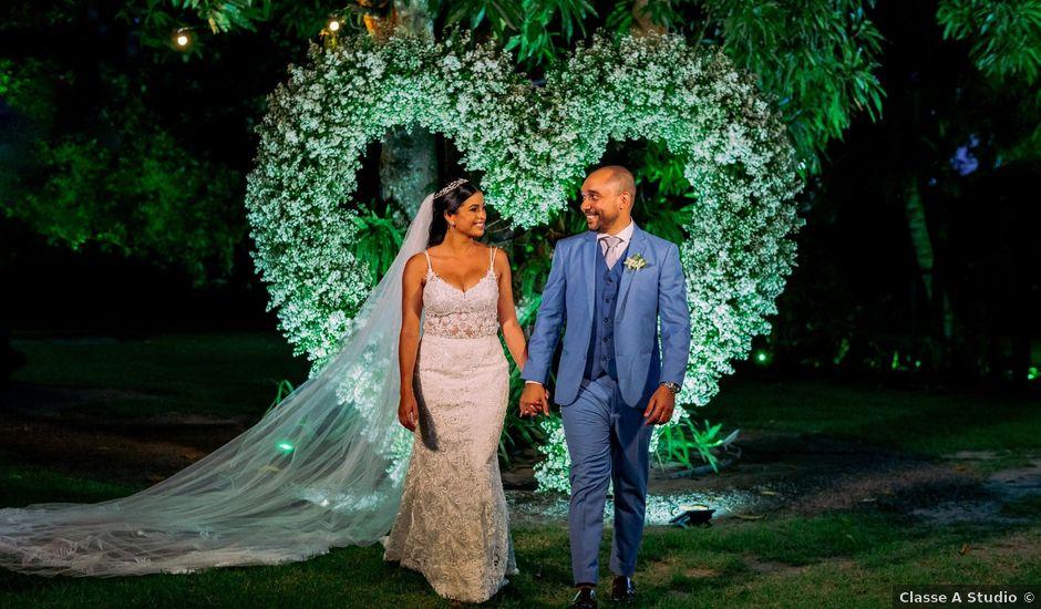 O casamento de Sinésio e Tauane em Salvador, Bahia