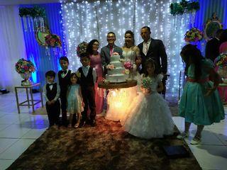 O casamento de Samire e Wanderson