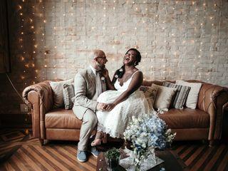 O casamento de Nayara e Giuseppe