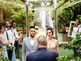 O casamento de Mari e Gustavo