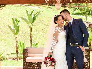 O casamento de Dandara e Guilherme