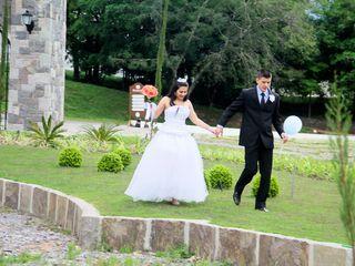 O casamento de Tabata e Saimon 3
