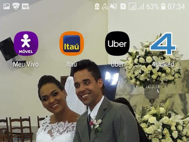O casamento de Luan Felipe   e Ana Paula  em Vespasiano, Minas Gerais 3