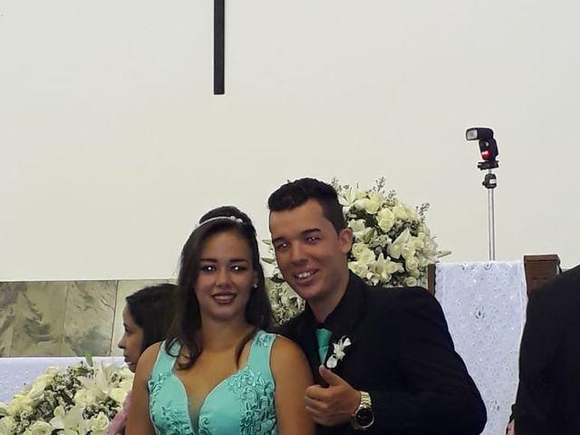 O casamento de Luan Felipe   e Ana Paula  em Vespasiano, Minas Gerais 16