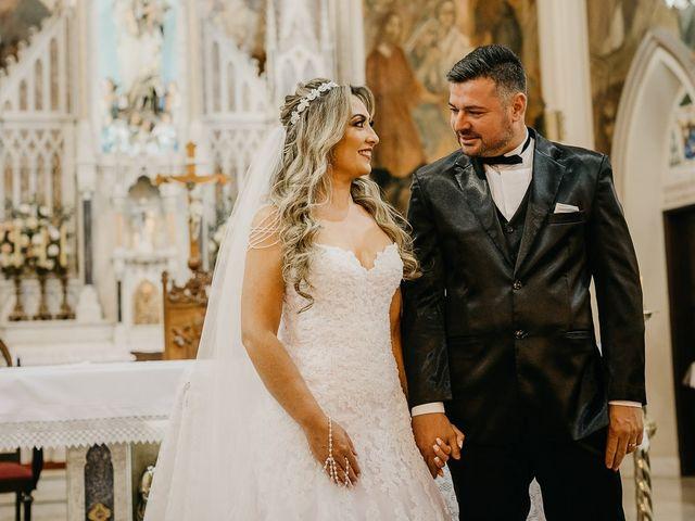 O casamento de Rosangela e Marlon