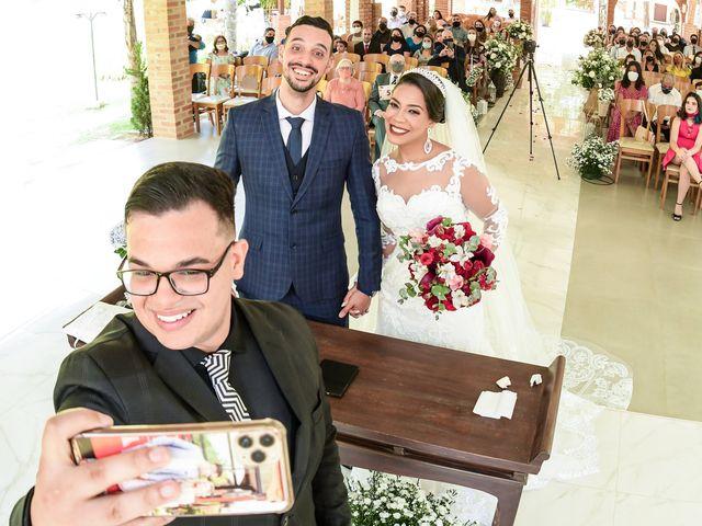 O casamento de Guilherme e Dandara em São Paulo, São Paulo 56