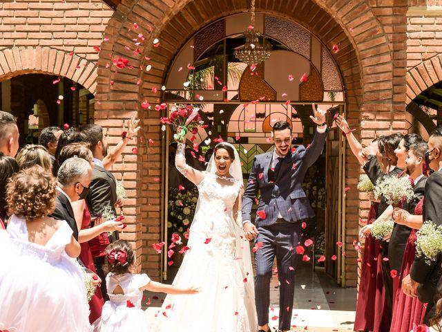 O casamento de Guilherme e Dandara em São Paulo, São Paulo 58
