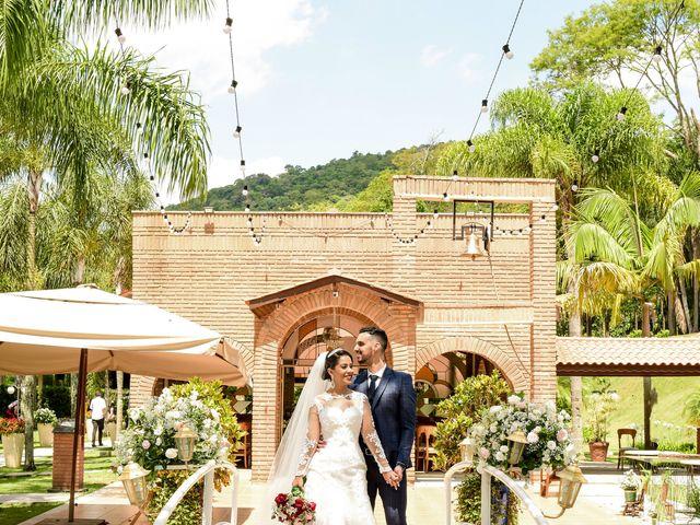 O casamento de Guilherme e Dandara em São Paulo, São Paulo 1
