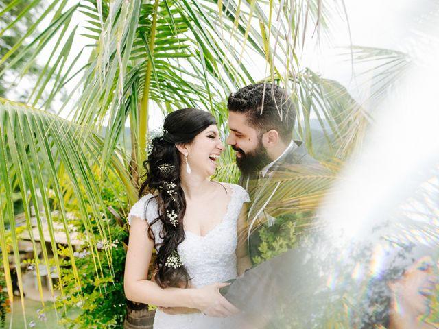 O casamento de Stephani e Heber