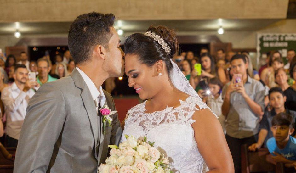 O casamento de Luan Felipe   e Ana Paula  em Vespasiano, Minas Gerais