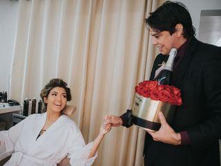 O casamento de Thaynara e Lima Jr 1