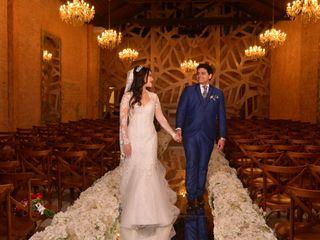 O casamento de Beatriz e Marcirio Neto