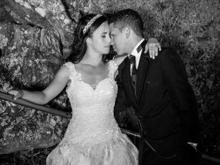 O casamento de Tainara e Natanael