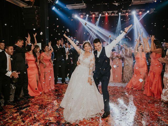 O casamento de Thaynara e Lima Jr