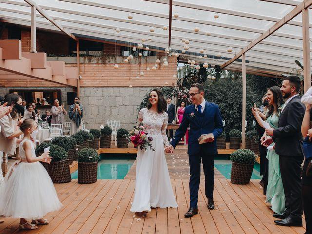 O casamento de Thiago e Giovanna