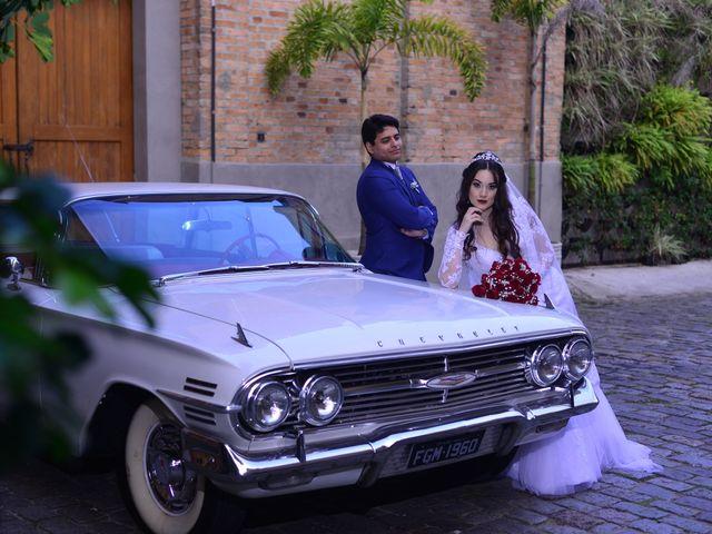 O casamento de Marcirio Neto e Beatriz em São Paulo, São Paulo 22
