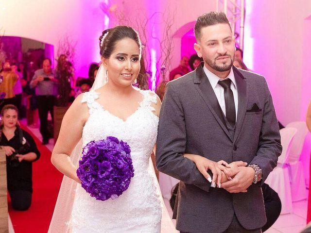 O casamento de Luana e Fernando