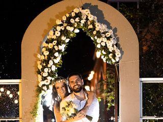O casamento de Tatiane e Marco 1