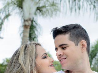 O casamento de Camilla e Hygor 1