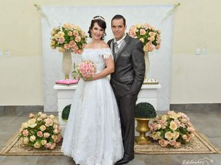 O casamento de Assis e Marina