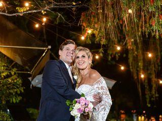 O casamento de Paola e Murilo