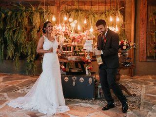 O casamento de Viviane e Johannes 1